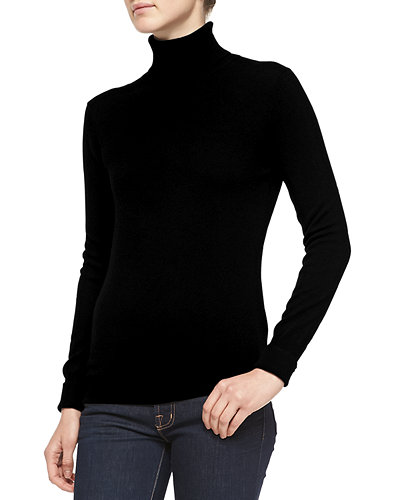 Neiman Marcus Turtleneck Cashmere Top Buy Cheap Footaction Outlet Popular Sale With Credit Card Cdnhwqwe