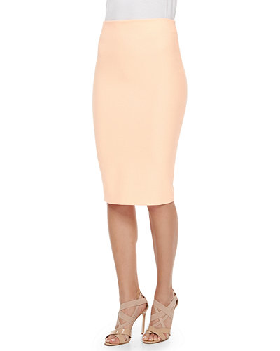 Elizabeth and James Aisling Stretch Pencil Skirt