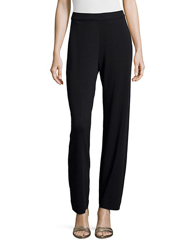Interlock Full-Length Jog Pants