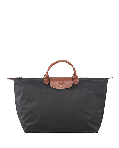 Le Pliage Monogram Large Travel Tote Bag