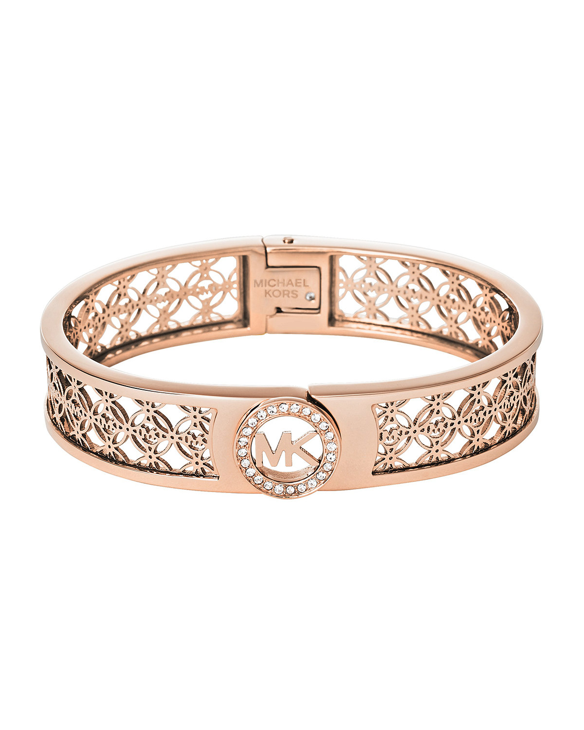 Fulton MK Monogram Bangle