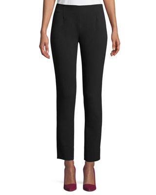 Lela Rose Catherine Cropped Pants