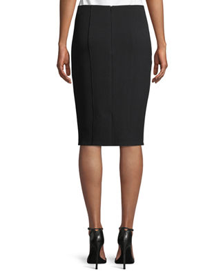Image 2 of 4: Danielle Pencil Skirt