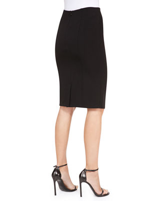 Image 3 of 4: Danielle Pencil Skirt