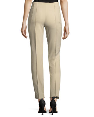 Image 2 of 2: Hepburn Slim Stretch Pants