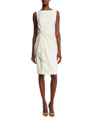 Carolina Herrera Sleeveless Shift Dress