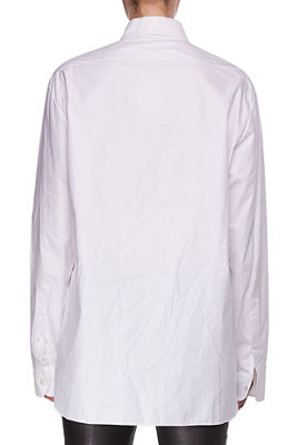 Juliette Embroidered Sea Island Cotton Shirt