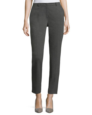 Escada Talas Jersey Ankle Pants