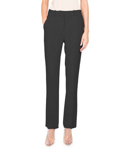 Givenchy Straight-Leg Cady-Stretch Pants and Matching Items