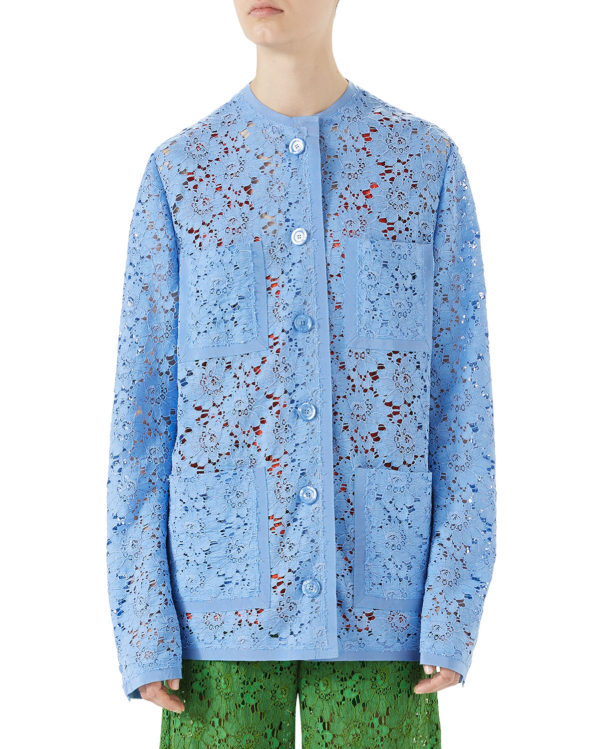 Flower Lace Jacket