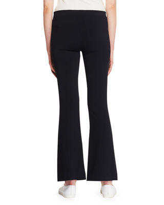 Image 2 of 3: Beca Side-Zip Flared-Leg Pants