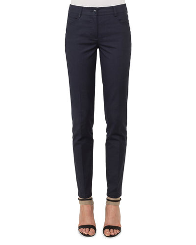 Magda Slim-Leg Pants