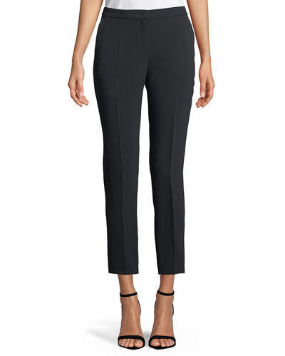 Talassi Straight-Leg Ankle Pants