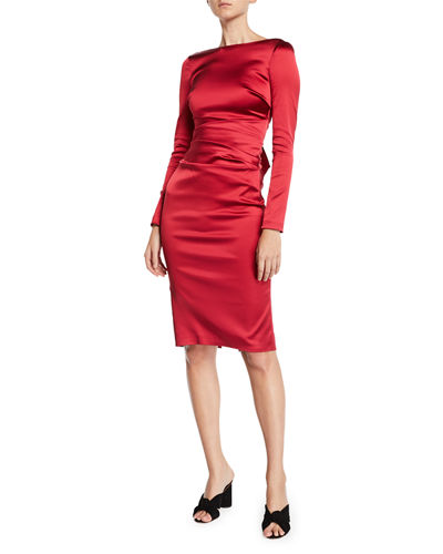 9b0fdf6a886 Red Cocktail Dress