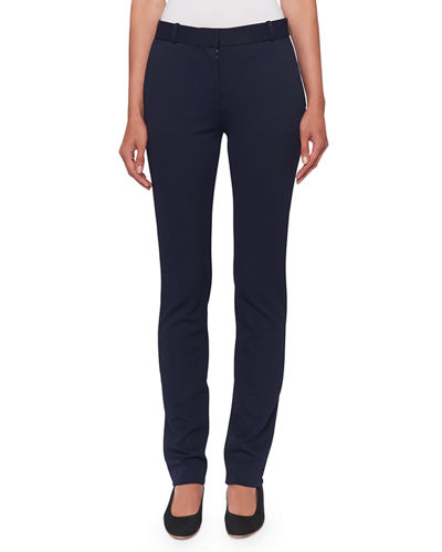 Franklin Viscose-Stretch Skinny Pants