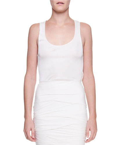 TOM FORD Sleeveless Scoop-Neck Tank Top