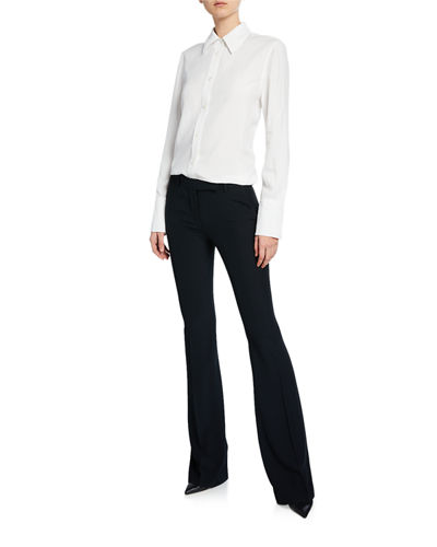 Alexander McQueen Classic Suiting Pants