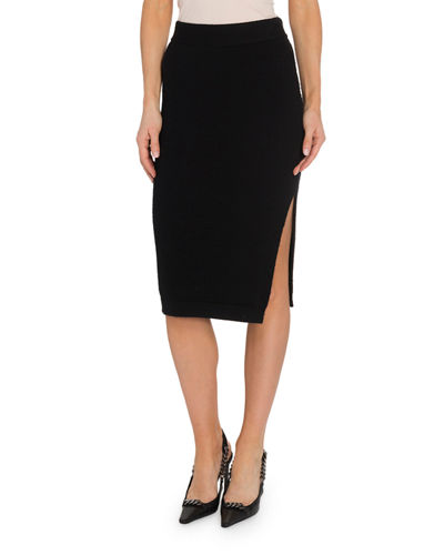 TOM FORD Cashmere Pencil Skirt