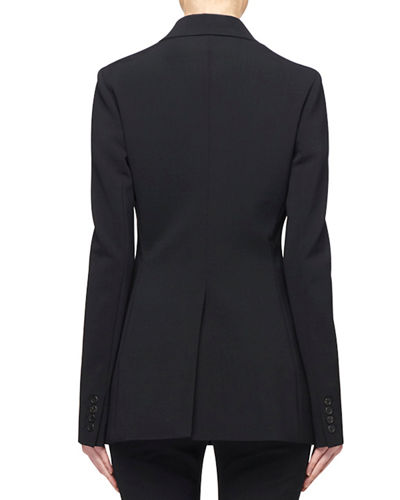 THE ROW Ciel Longer Wool Jacket