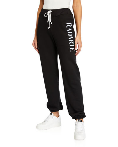 Rodarte Radarte Tapered Sweatpants