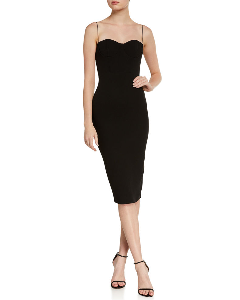 Alex Perry Lee Stretch Dress