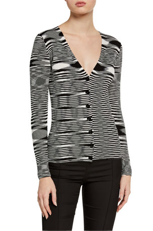 Missoni Cardigan Button Front