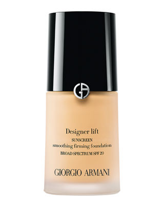 Giorgio Armani Designer Lift Smoothing Firming Foundation, 1
