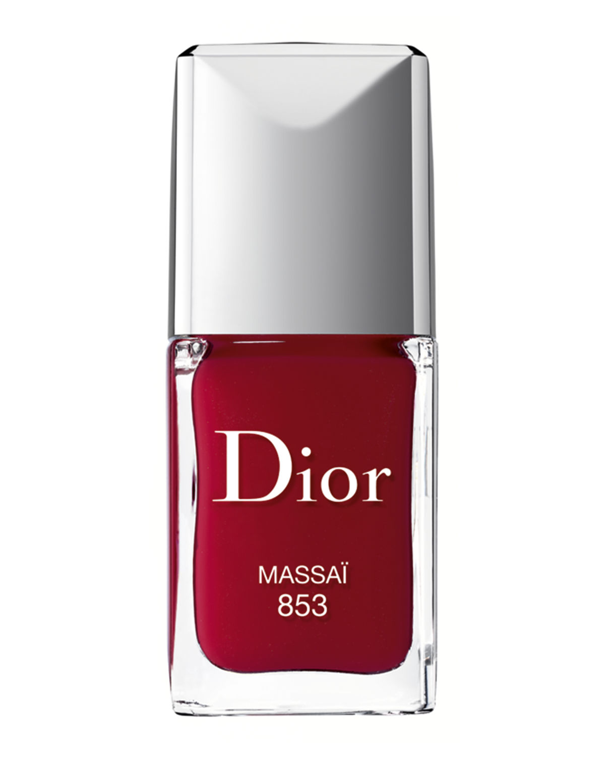 Dior VERNIS COUTURE COLOR, GEL SHINE & LONG WEAR NAIL LACQUER