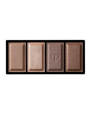 Cle De Peau Eye Color Quad