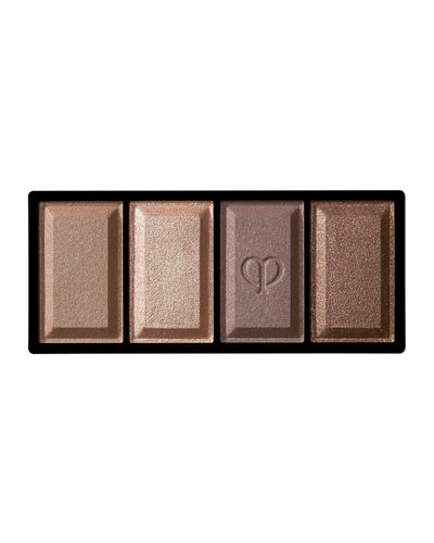 Cle De Peau Limited Edition Eye Color Quad