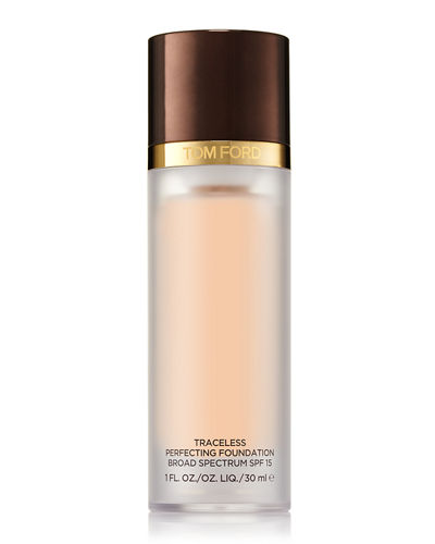 Traceless Perfecting Foundation SPF 15, 1.0 oz./ 30 mL