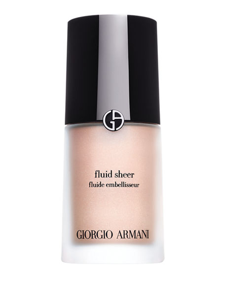 Image 1 of 3: Giorgio Armani 1 oz. Fluid Sheer