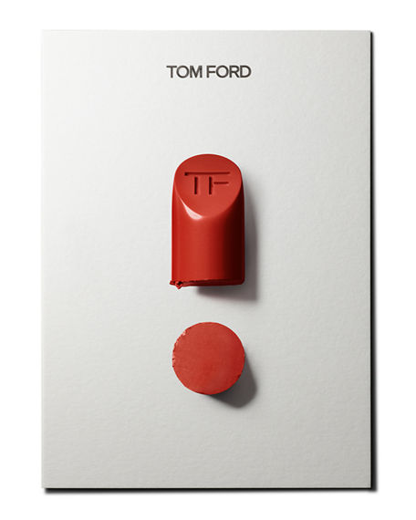 Image 4 of 5: TOM FORD Lip Color Lipstick
