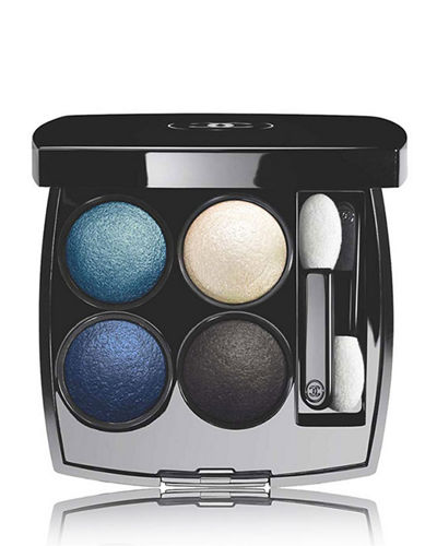 CHANEL <b>LES 4 OMBRES - BLUE RHYTHM DE CHANEL COLLECTION</b><br>Multi-Effect Quadra Eyeshadow