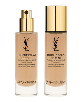 Touche Éclat Le Teint Radiance Awakening Foundation SPF 22, 1 oz.