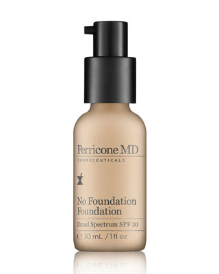 """No Foundation"" Foundation SPF 30, 1.0 oz."