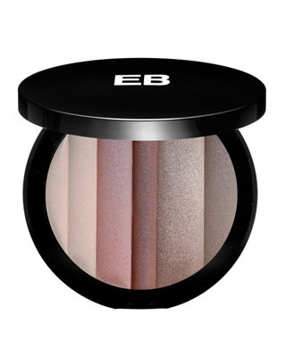 EDWARD BESS Naturally Enhancing Eyeshadow Palette in Earth Tones