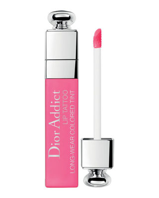 Addict Lip Tattoo Long-Wear Colored Tint in 881 Natural Pink