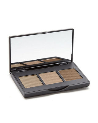 THE BROW GAL The Convertible Brow Powder/Pomade Compact in 03 Light