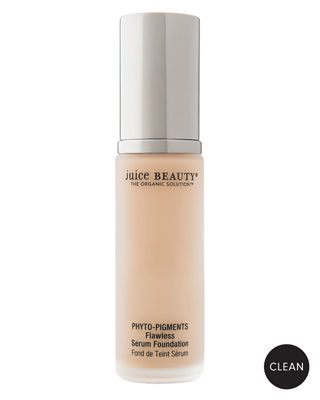 JUICE BEAUTY Phyto-Pigments Flawless Serum Foundation in 14 Sand