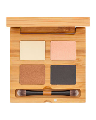 Image 1 of 2: Certified Natural Quattro Eyeshadow