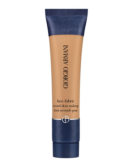 Giorgio Armani Face Fabric Foundation Second Skin Makeup