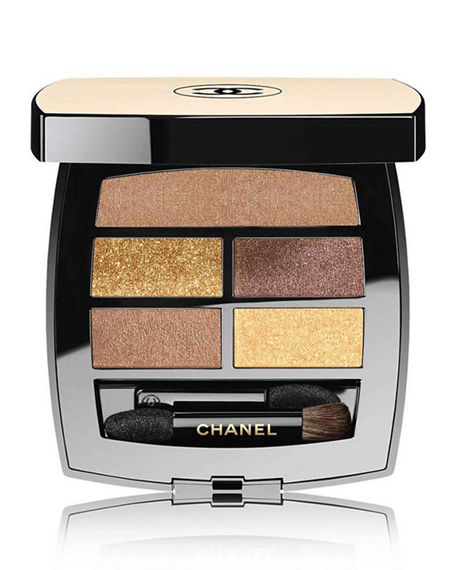 CHANEL <b>LES BEIGES</b><br>HEALTHY GLOW NATURAL EYESHADOW PALETTE