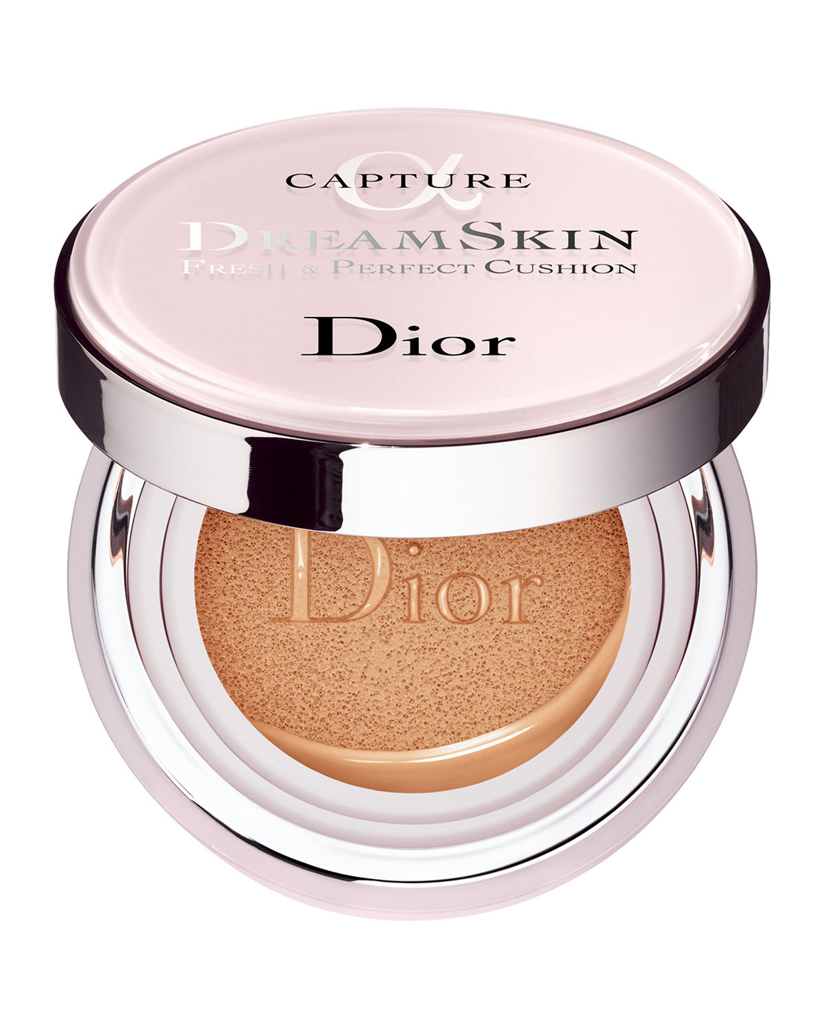 Dreamskin Fresh + Perfect Cushion Mousse Foundation Compact