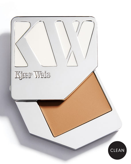 Image 1 of 6: Kjaer Weis Cream Foundation Compact