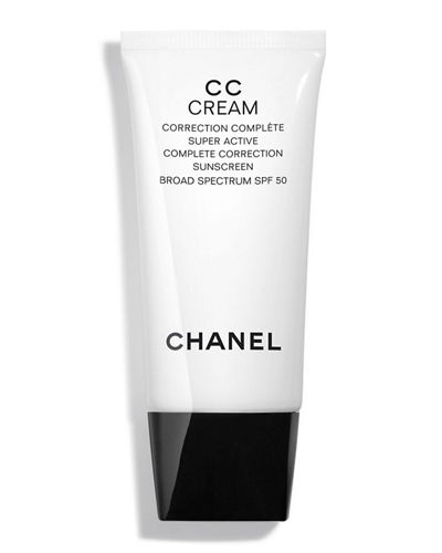 <b>CC CREAM</b><br>SUPER ACTIVE CORRECTION COMPLETE SUNSCREEN SPF 52