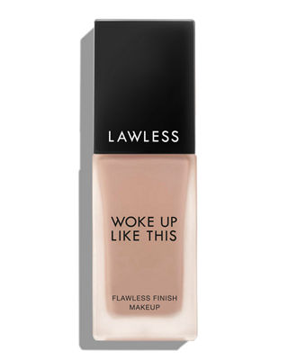 Lawless Beauty Woke Up Like This Foundation