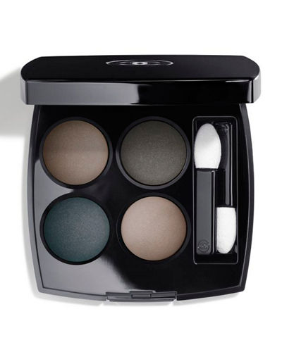 <b>LES 4 OMBRES<br></b>MULTI-EFFECT QUADRA EYESHADOW