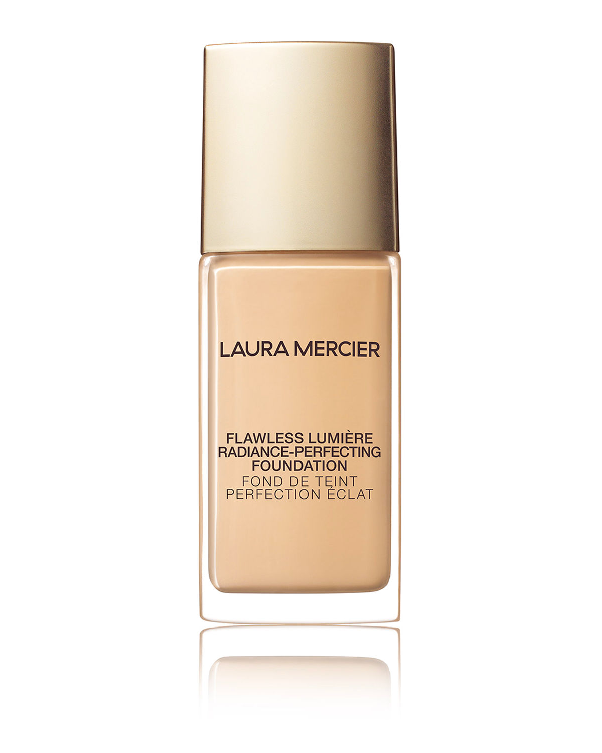 Flawless Lumi & #232re Radiance-Perfecting Foundation