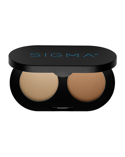 Sigma Beauty Color + Shape Brow Powder Duo